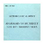 Averages of Humidity UK