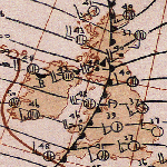 Daily Weather Report 1933