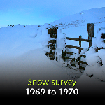 Snow Survey of Great Britain 1969 to 1970