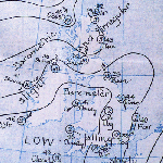 Daily Weather Report 1922