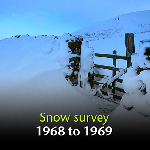 Snow Survey of Great Britain 1968 to 1969